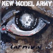 Click here for more info about 'New Model Army - Carnival'
