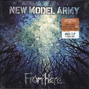 Click here for more info about 'New Model Army - From Here - 180gram Vinyl - Sealed'