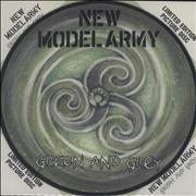 Click here for more info about 'New Model Army - Green And Grey'