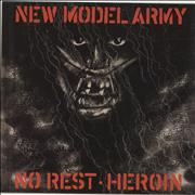 Click here for more info about 'New Model Army - No Rest'