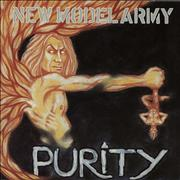 Click here for more info about 'New Model Army - Purity'