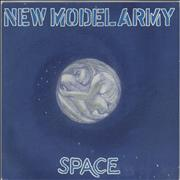 Click here for more info about 'New Model Army - Space'