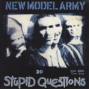 Click here for more info about 'New Model Army - Stupid Questions'