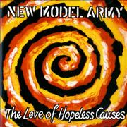 Click here for more info about 'New Model Army - The Love Of Hopeless Causes'