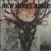 Click here for more info about 'New Model Army - Winter - Album Sampler'