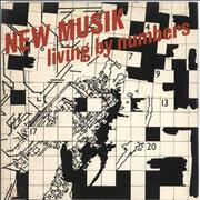 Click here for more info about 'New Musik - Living By Numbers'