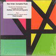 Click here for more info about 'New Order - Complete Music - Sealed'