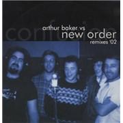 """New Order Confusion Remixes '02 UK 12"""" vinyl"""