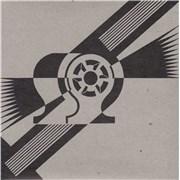 """New Order Everything's Gone Green - Black UK 7"""" vinyl"""