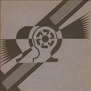 "New Order Everything's Gone Green - khaki sleeve UK 7"" vinyl"