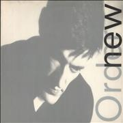New Order Low-Life - VG+ UK vinyl LP