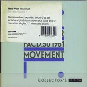 Click here for more info about 'New Order - Movement: Collectors Edition'