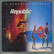 Click here for more info about 'New Order - Republic'