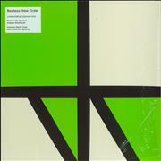 Click here for more info about 'New Order - Restless - Green Vinyl'