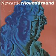 Click here for more info about 'New Order - Round & Round'
