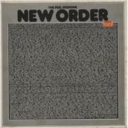 "New Order The Peel Sessions - EX UK 12"" vinyl"