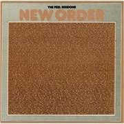 "New Order The Peel Sessions UK 12"" vinyl"