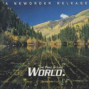 Click here for more info about 'New Order - World The Price Of Love'
