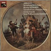 Click here for more info about 'New Philharmonia Orchestra - Arriaga: Symphony In D Major / Schmidt: Variations On A Hussar's Song - Sample'