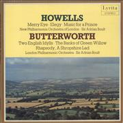 Click here for more info about 'New Philharmonia Orchestra - Howells & Butterworth'