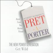 Click here for more info about 'New Power Generation - Get Wild'