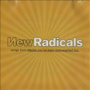 Click here for more info about 'New Radicals - Maybe You've Been Brainwashed Too - Album Sampler'