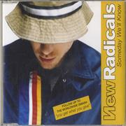 Click here for more info about 'New Radicals - Someday We'll Know'