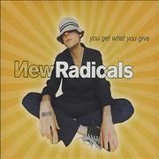 Click here for more info about 'New Radicals - You Get What You Give'