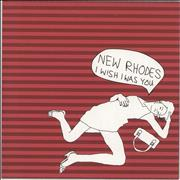Click here for more info about 'New Rhodes - I Wish I Was You - Numbered'