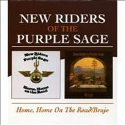 Click here for more info about 'New Riders Of The Purple Sage - Home, Home On The Road / Brujo'