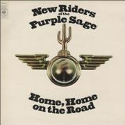 Click here for more info about 'New Riders Of The Purple Sage - Home Home On The Road'