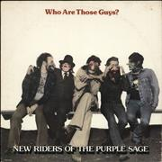 Click here for more info about 'New Riders Of The Purple Sage - Who Are Those Guys?'