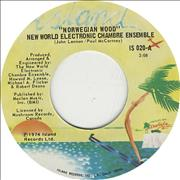 Click here for more info about 'New World Electronic Chambre Ensemble - Norwegian Wood'