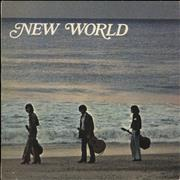New World New World UK vinyl LP