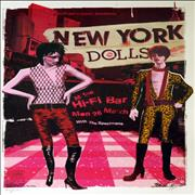 Click here for more info about 'New York Dolls - Australian Tour Poster'