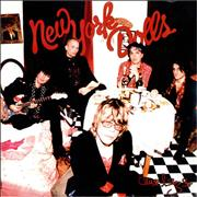 Click here for more info about 'New York Dolls - Cause I Sez So - Sealed'