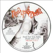 Click here for more info about 'New York Dolls - Fool For You Baby'