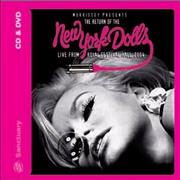 Click here for more info about 'New York Dolls - Live From Royal Festival Hall'