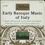 Click here for more info about 'New York Pro Musica - Early Baroque Music Of Italy'