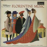 Click here for more info about 'New York Pro Musica - Florentine Music'