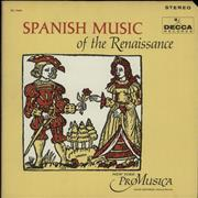 Click here for more info about 'New York Pro Musica - Spanish Music Of The Renaissance'