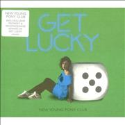 Click here for more info about 'New Young Pony Club - Get Lucky'