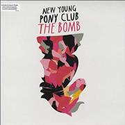 Click here for more info about 'New Young Pony Club - The Bomb'