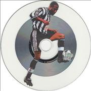 Click here for more info about 'Newcastle United FC - John Barnes - The Interview Disc'