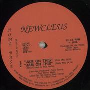 Click here for more info about 'Newcleus - Jam On This'