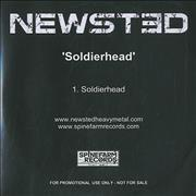 Click here for more info about 'Newsted - Soldierhead'