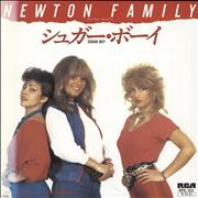 Click here for more info about 'Newton Family - Sugar Boy - White label + Insert'