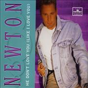 Click here for more info about 'Newton - He Don't Love You [Like I Love You]'