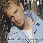 Click here for more info about 'Newton - Sometimes When We Touch'