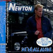 Click here for more info about 'Newton - We're All Alone'